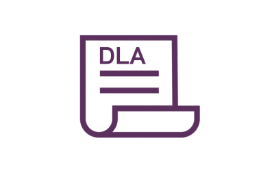 4.1. DLA Regulations and Commentary