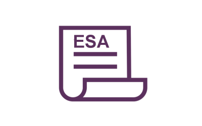 2.1. ESA Regulations and Commentary
